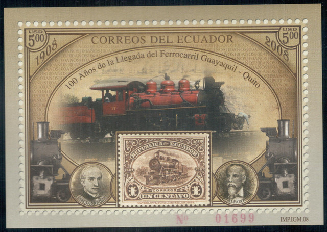 Ecuador-BF-Train