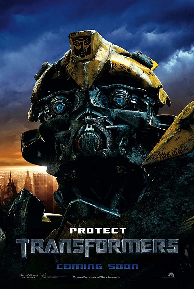 Transformers 2007 Hindi Dubbed Movie Web-dl x264 AC3