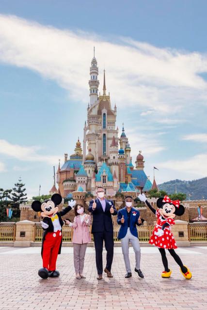 Hong Kong Disneyland Resort en général - le coin des petites infos - Page 22 7
