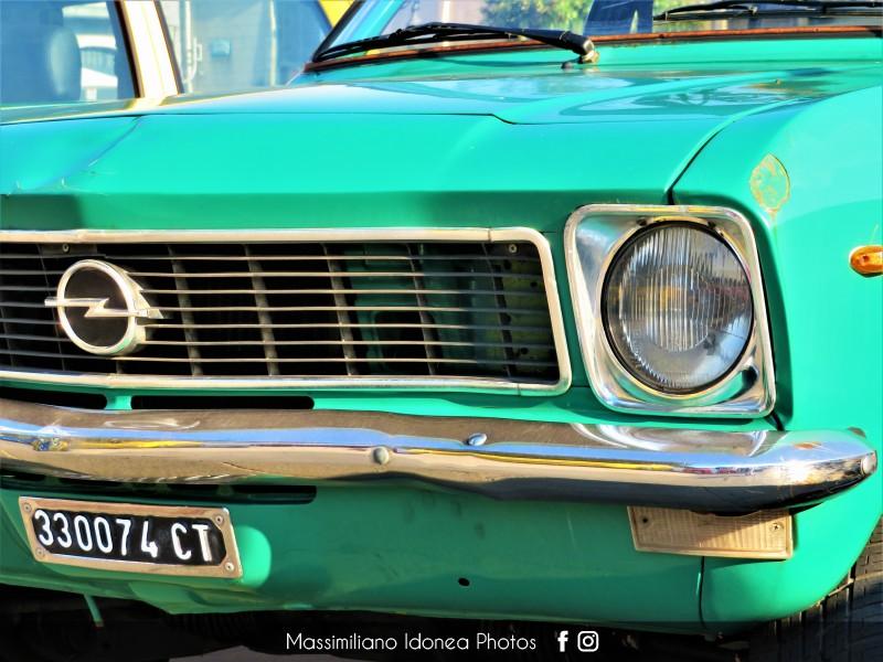 Raduno Auto d'epoca - Trecastagni (CT) - 21 Luglio 2019 Opel-Ascona-1-2-60cv-73-CT330074-3