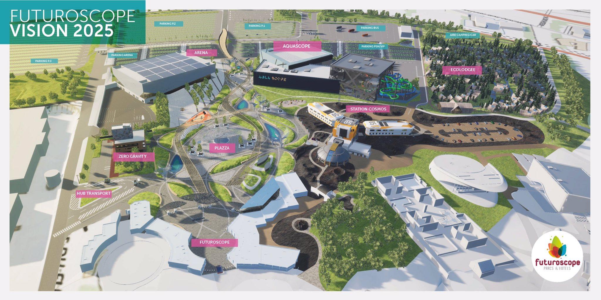 Plans de développement et renouvellement du Futuroscope : Parc et resort - Page 13 2025-Futuroscope-2-Vision-Parcs-Ho-tels-2020-07
