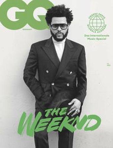 Cover: Gq Männermagazin Germany No 03 2021