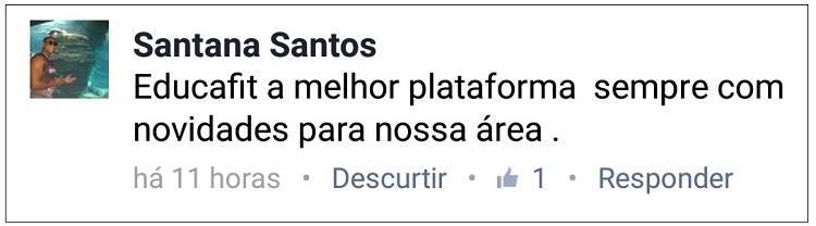 Depoimento - Aluno Santana Santos