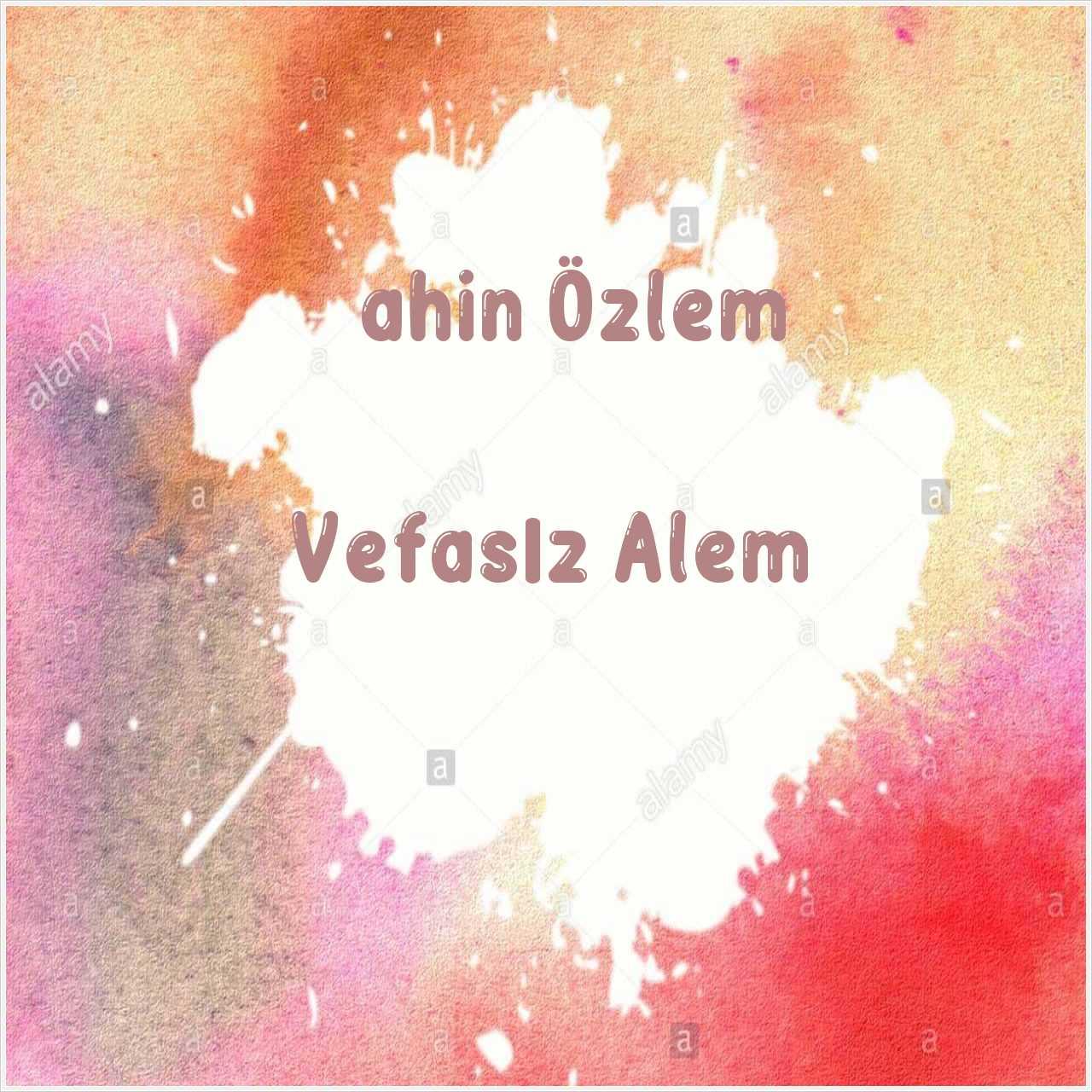 دانلود آهنگ جدید Şahin Özlem به نام Vefasız Alem