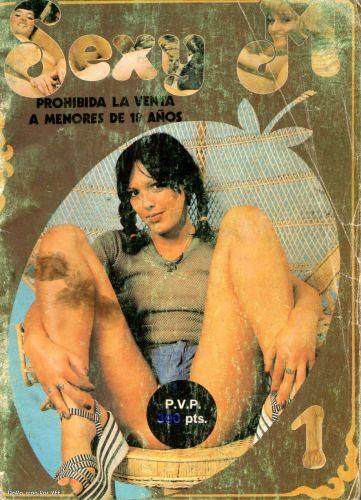 Cover: Sexy M No 01