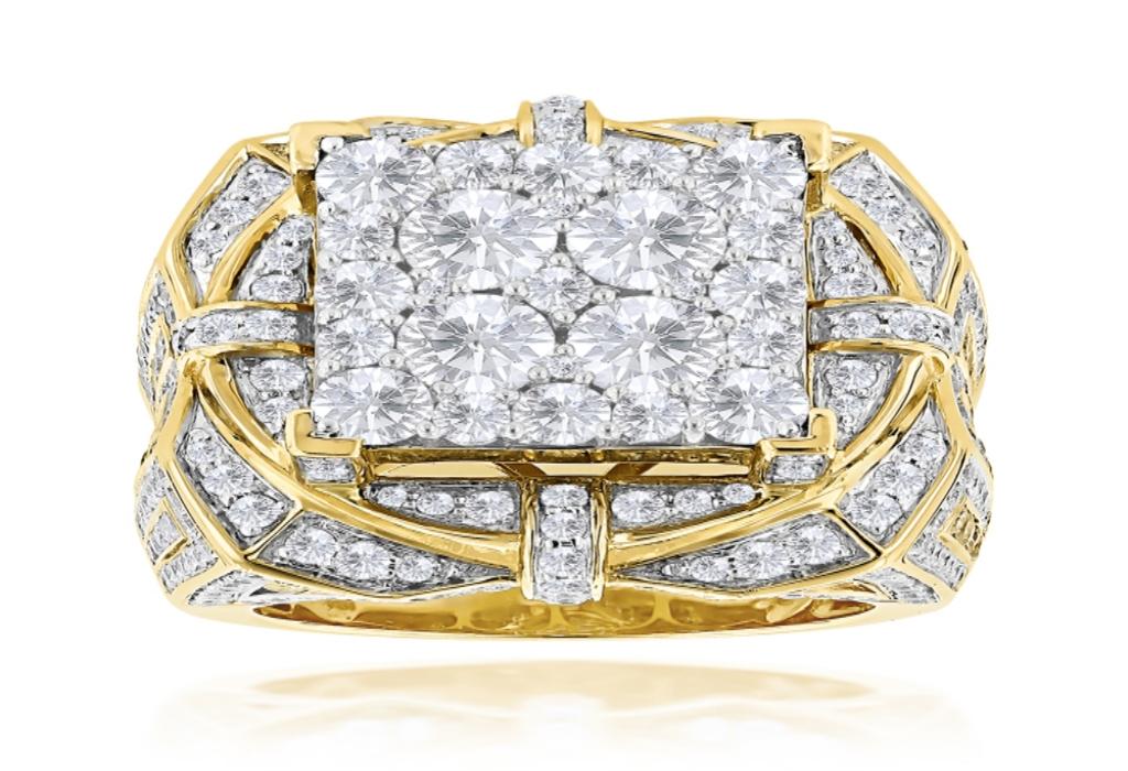 Black Diamond Ring Search