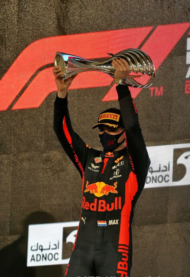 F1 GP d'Abu Dhabi 2020 : Victoire Max Verstappen pour la dernière manche de la saison  1291048240