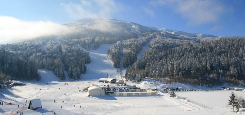 Na Bjelašnici jutros izmjereno 184 centimetra snijega