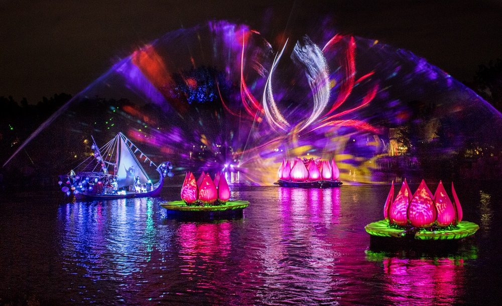 Rivers of Light at Disney's Epcot