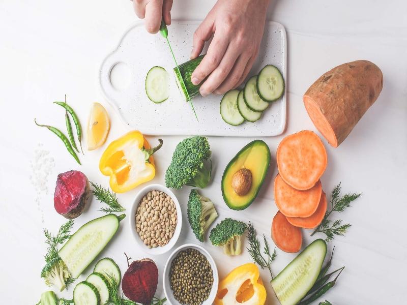 Healthy Food Kiz