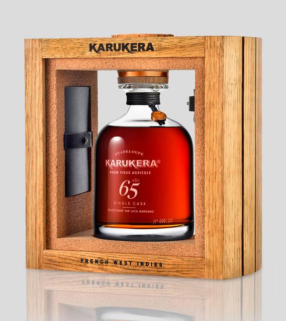Rhum Karukera | Fût 65