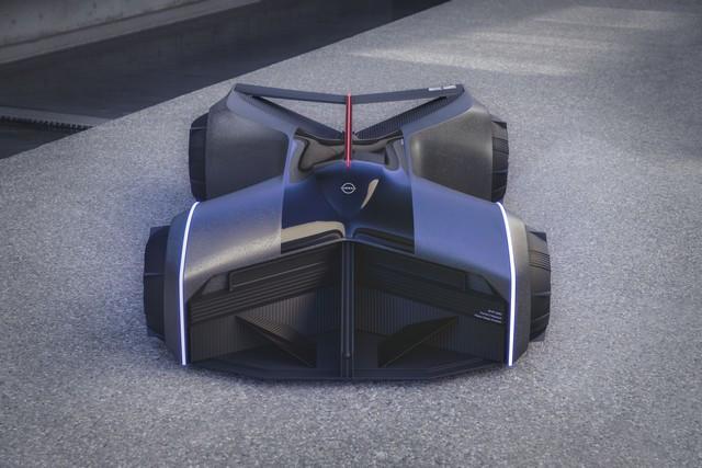 Nissan « GT-R(X) 2050 » : Le Projet D'un Stagiaire Devient Réalité Nis-GTR-2050-03-source