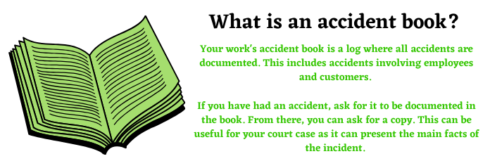 accident book definition