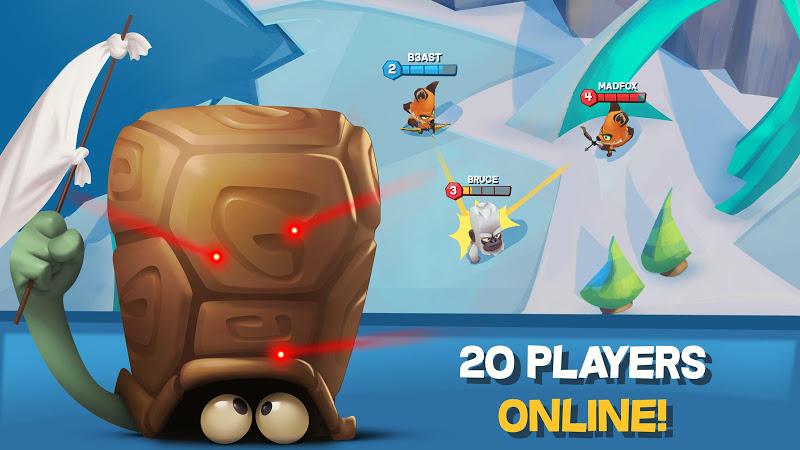 Zooba (MOD, Unlimited Skills)