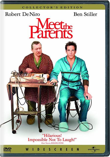 შეხვედრა მშობლებთან MEET THE PARENTS