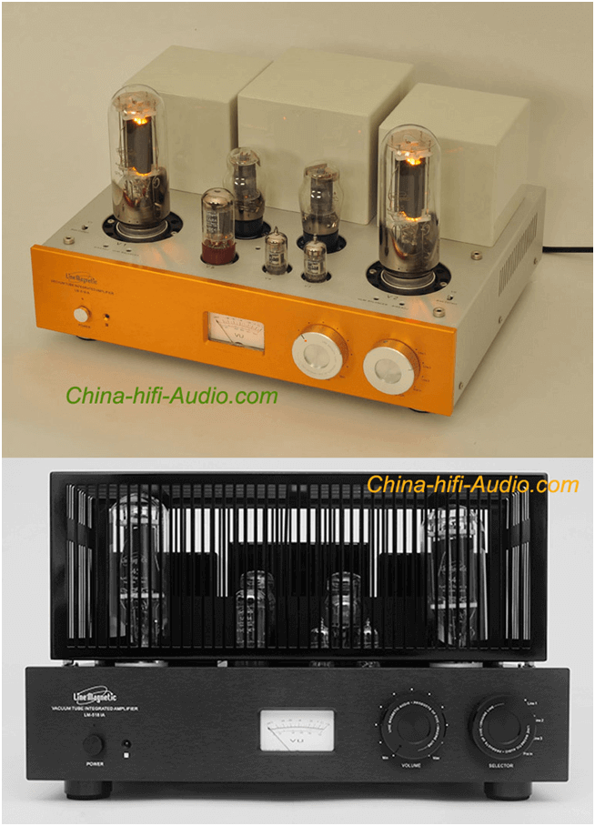 China-Hifi-Audio Announces Availability of Two Best Selling Line Magnetic Amplifiers in their Portfolio