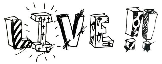 live-scribble