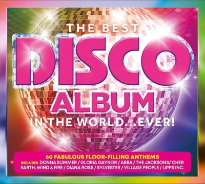 VA - The Best Disco Album In The World... Ever! [MP3|320 Kbps]