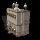 (69) Paquete de Edificios Bristrer Bristrer-church