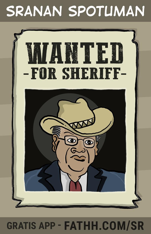 Sranan Spotuman : Sheriff