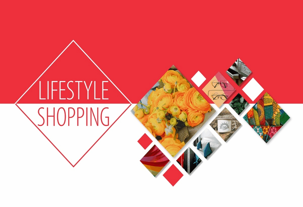 Shopping Lifestyle For Top Brand
