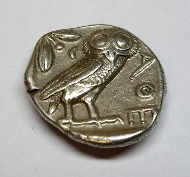 Tetradracma de Atenas (449-413 a.C.) 03