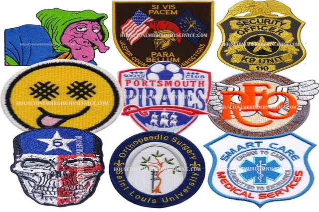 The Way to Promote Your Business With Custom Embroidered Patches 19