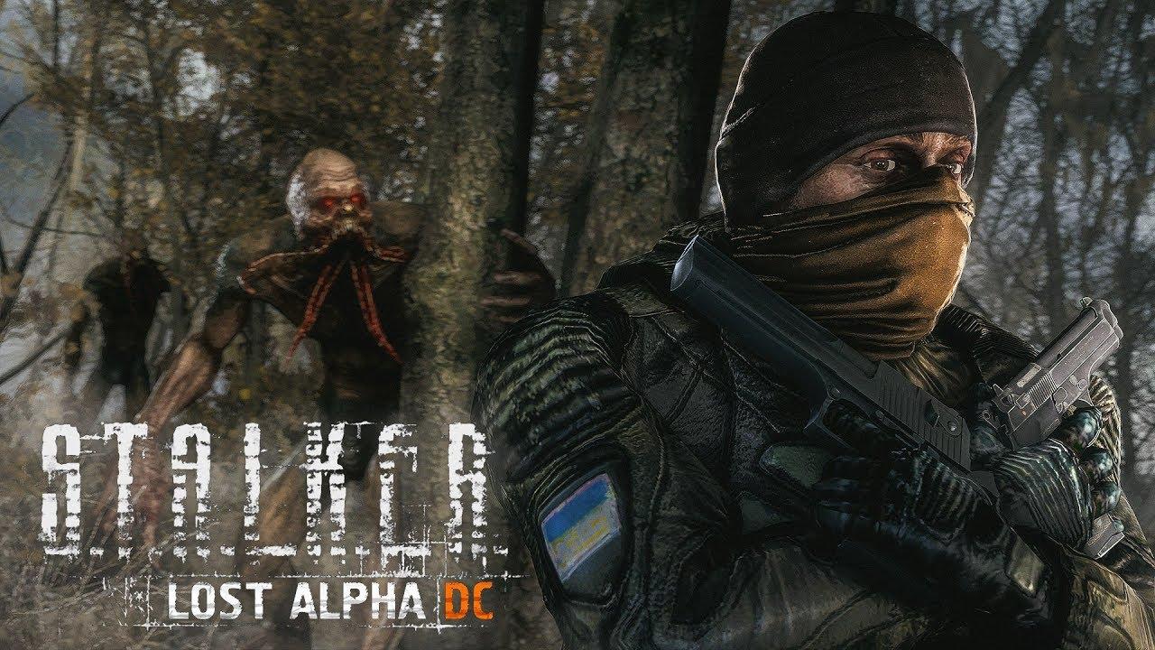 Новый проект от авторов «Lost Alpha DC» в разработке!