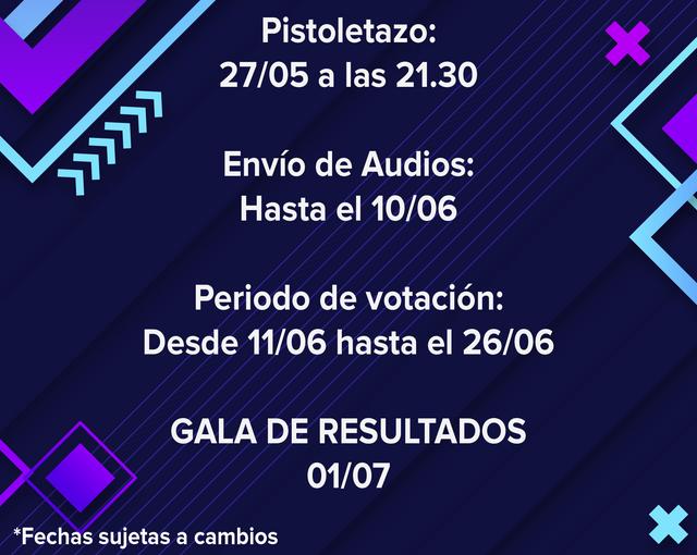 APO - [GENERAL] Atlasvisión Junior 26 | Ocathia | Votos hasta el 26/06 | Fechas1-01