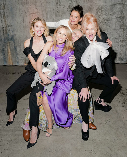 Naomi-Watts-Kylie-Minogue-Katie-Holmes-Laura-Brown-Deborra-Lee-Furness-attends-the-2020-American-Aus