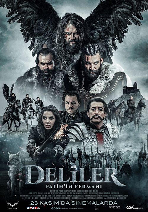 Deliler: Fatih'in Fermanı | 2018 | Yerli Film | BDRip | XviD | Sansürsüz | 1080p - m720p - m1080p | BluRay | Tek Link