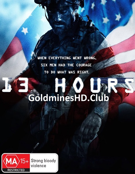 13 Hours: The Secret Soldiers of Benghazi 2016 AMZN WEB-DL