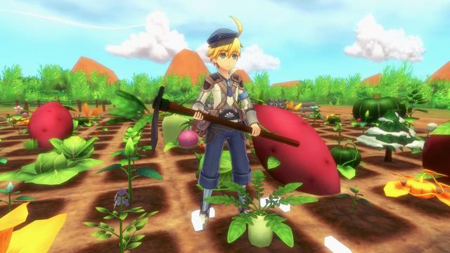 「符文工廠」系列最新作 Nintendo Switch™『符文工廠5』遊戲情報持續公開! 003