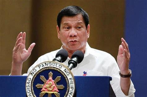 Moratorium Presiden Filipina
