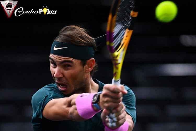 Rafael Nadal dan Kelemahannya Bermain di Lapangan Indoor