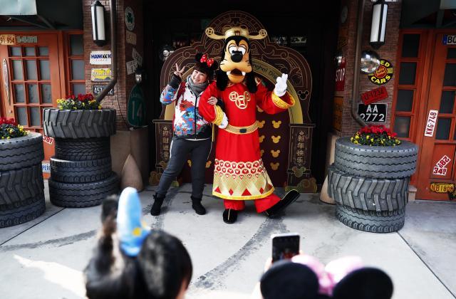Shanghai Disneyland (2016) - Le Parc en général - Page 40 Xx20