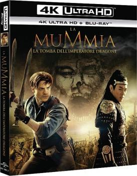 La Mummia 3 - La Tomba Dell'Imperatore Dragone (2008) HD 720p HEVC DTS ITA/ENG