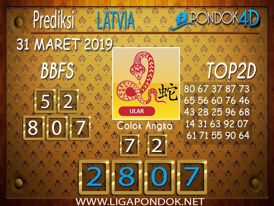 Prediksi Togel LATVIA PONDOK4D 31 MARET 2019
