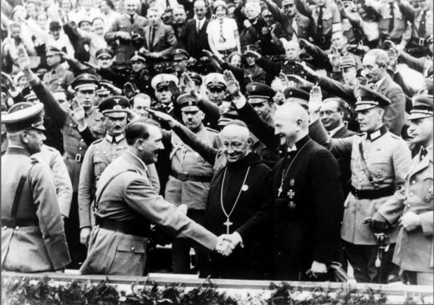 Hitler-with-Catholic-dignitaries