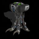 Robot Cuadrúpedo   Robot-cuadrupedo-1