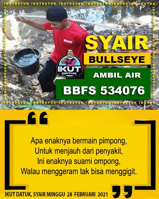 kode syair bullseye