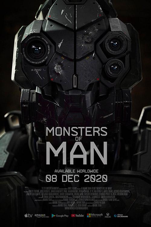 Monsters of Man | 2020 | m720p - m1080p | WEB-DL | Türkçe Altyazılı | Tek Link