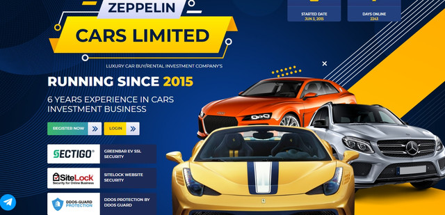 Zeppelin Cars LTD