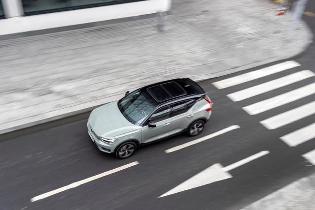 Volvo Cars reçoit la notation de performance la plus élevée en matière de développement durable de la part d'EcoVadis 276833-Volvo-XC40-Recharge-P8-AWD-100-lectrique