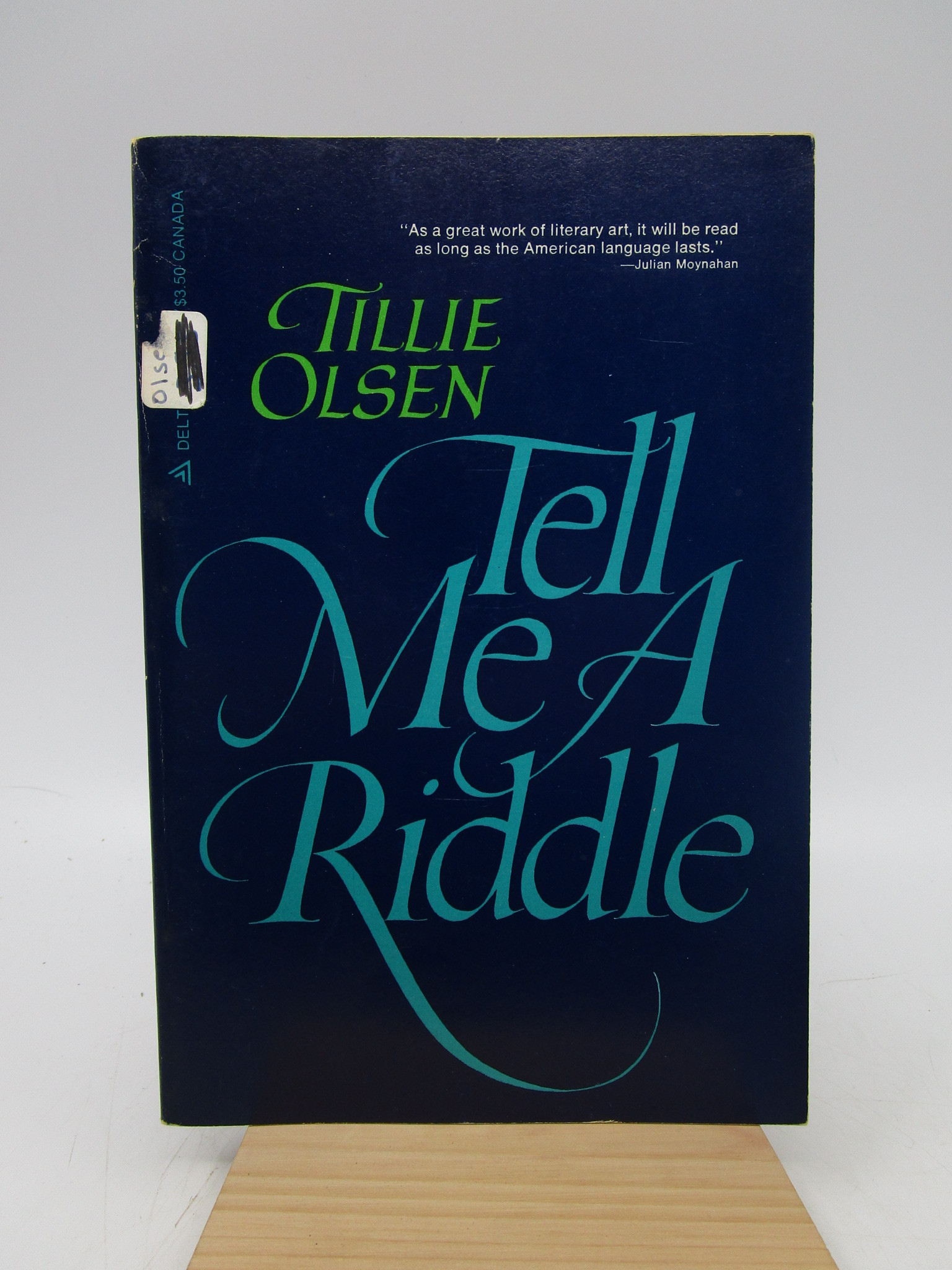 Image for Tell Me a Riddle (Association Copy)