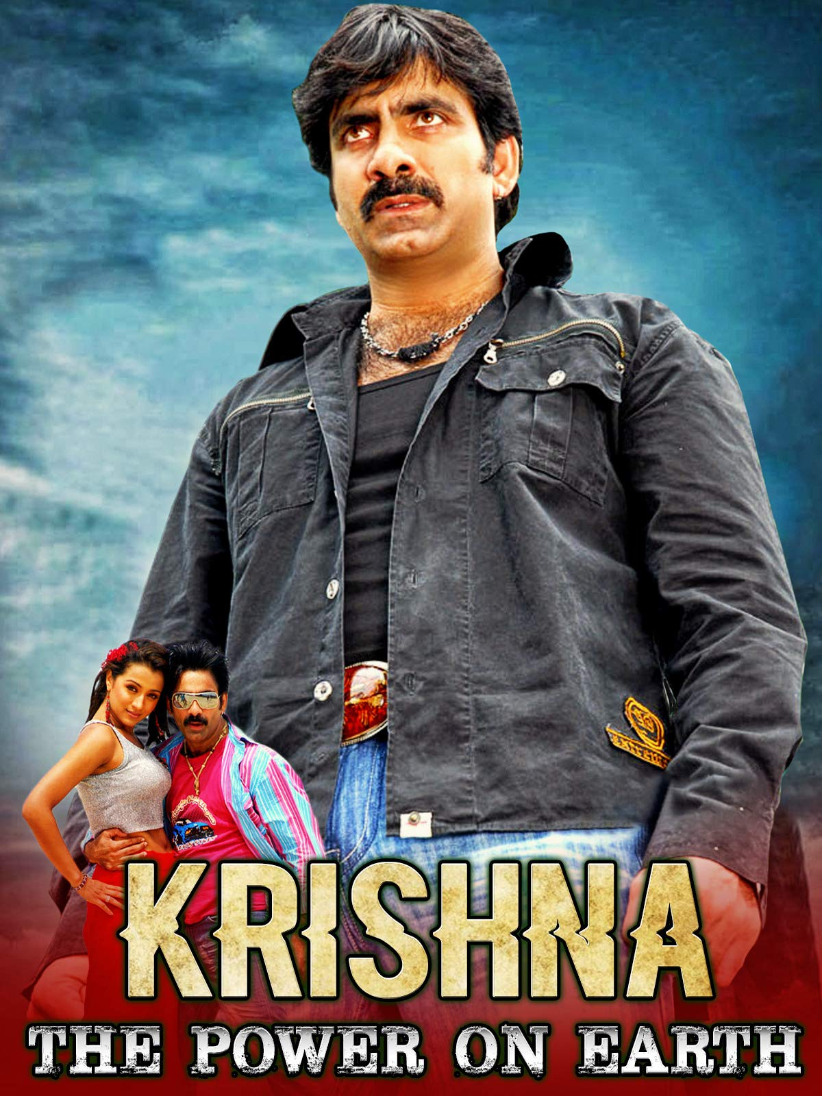 Krishna The Power On Earth (2020) Hindi Dubbed Movie 720p HDRip 850MB MKV