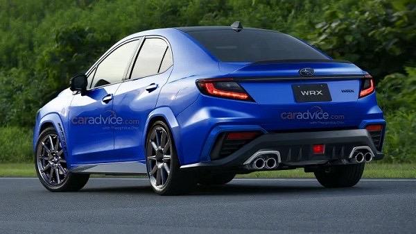 2022 - [Subaru] WRX / WRX STi 6451-BE50-674-D-4751-B872-309-B522-C95-F3