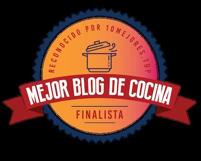 Mejor blog de cocina