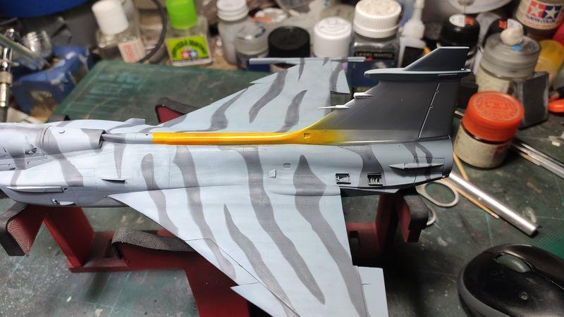 """MT: Jas-39C Gripen """"Wild Tiger"""" NTM 2017 Kitty Hawk 1/48 IMG-20200106-233352"""