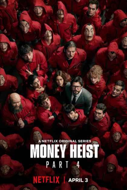 Money Heist Season 4 Complete (Hindi Dubbed)